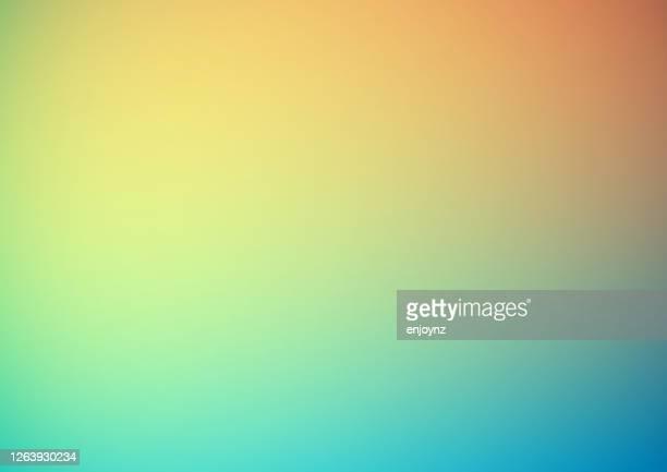 ilustrações de stock, clip art, desenhos animados e ícones de bright colorful abstract blurry background - focagem no primeiro plano