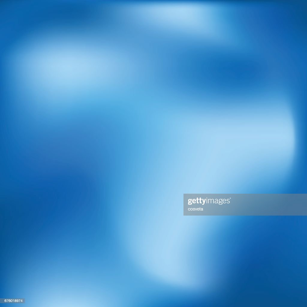 Bright colorful modern smooth juicy blue light gradient color abstract background wallpape