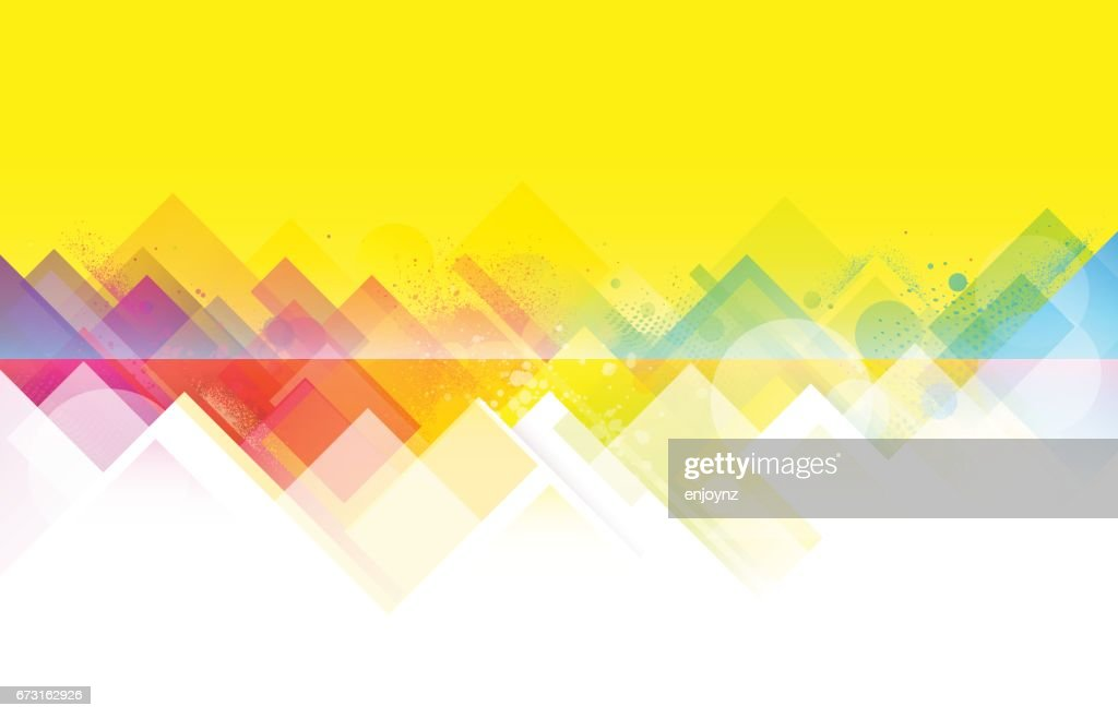 Bright colorful summer background : stock vector