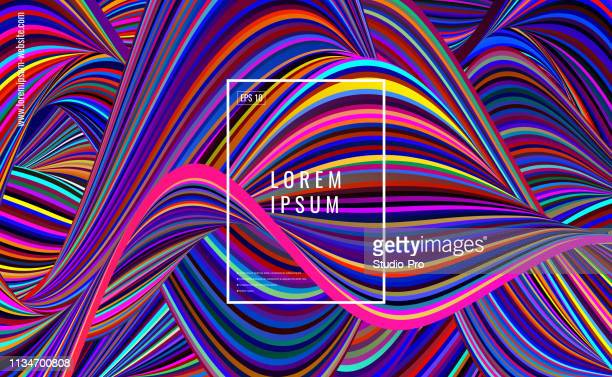 bright colors background - colors stock illustrations