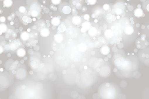 Bright Light grey high key bokeh dot background - gettyimageskorea