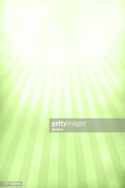 Bright lime green grunge Sunburst textured vector Christmas background- vertical
