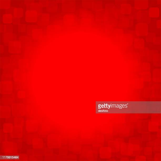 a bright red color christmas creative self chequered/ checkered background- vector  xmas illustration - blink stock illustrations, clip art, cartoons, & icons