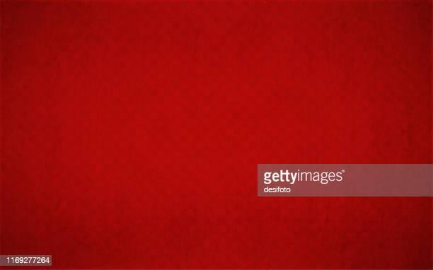 stockillustraties, clipart, cartoons en iconen met helder rood gekleurde halve toon vector achtergrond illustratie - korrelig