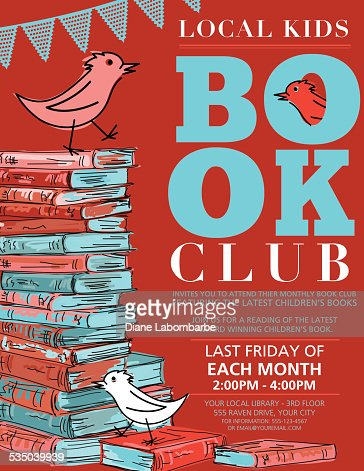 What is a book reading club