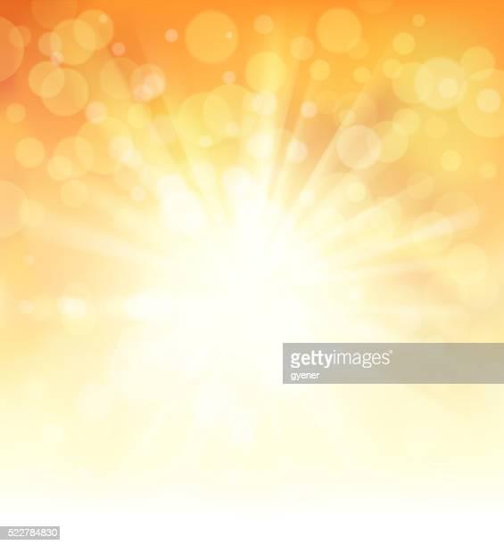 Helles Sonnenlicht