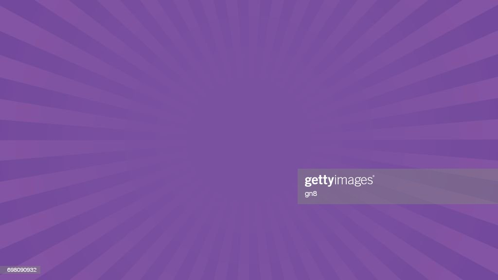Bright violet rays background