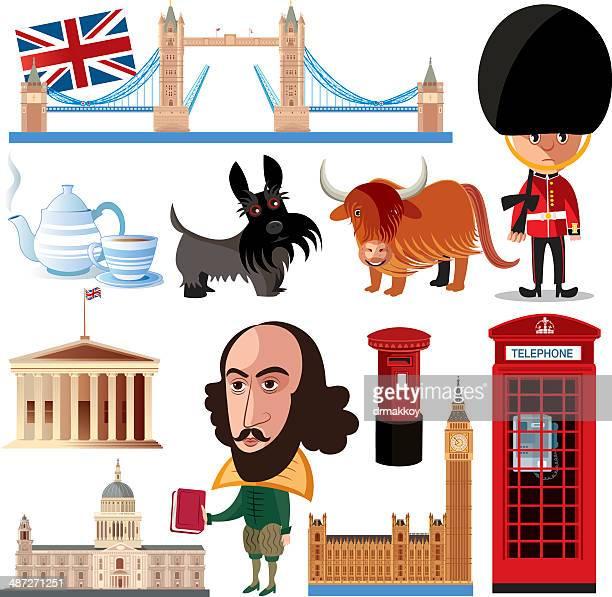 Britain Symbols