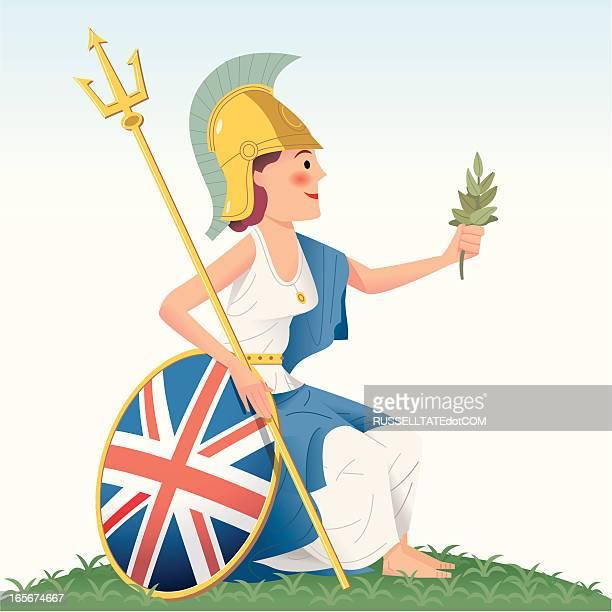 Britannia -  She's on the money!