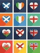 british isles icons