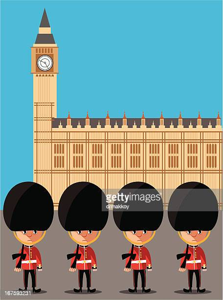 30 Meilleurs Garde Royale Anglaise Vectoriels Et Graphiques