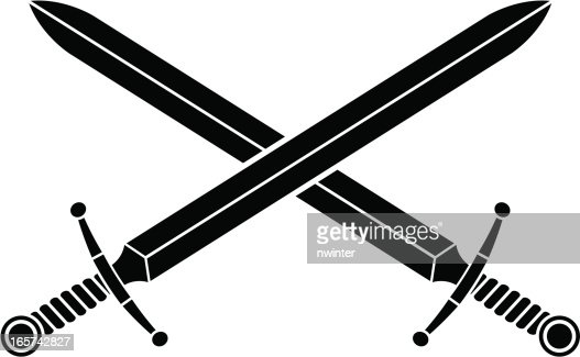 broad swords vector art | getty images