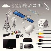 broadcast digital tv