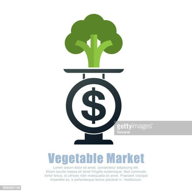 broccoli - broccoli stock illustrations, clip art, cartoons, & icons