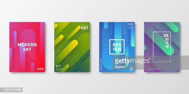 brochure template layout, cover design, business annual report, flyer, magazine - meteor shower stock illustrations