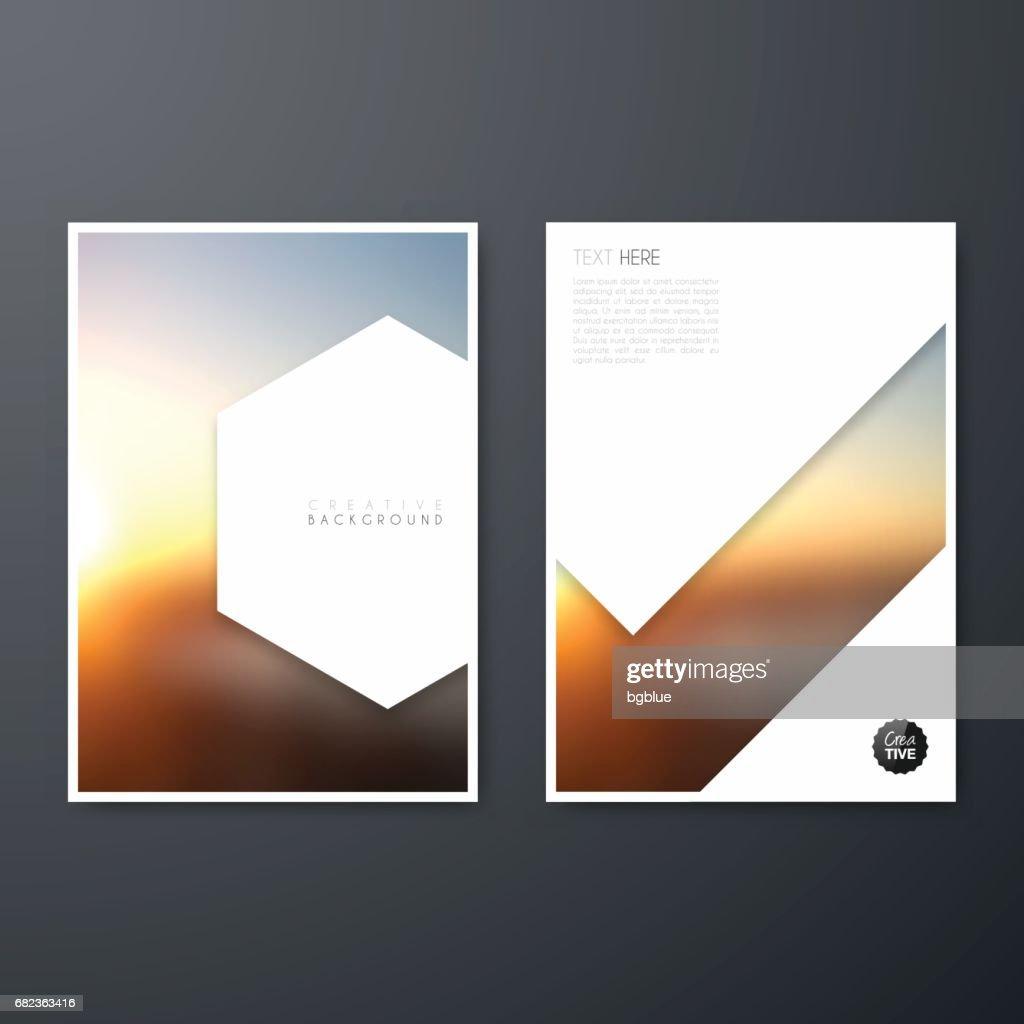 Broschüre Vorlage Layout, Cover-Design, jährlichen Geschäftsbericht, Flyer, magazine : Stock-Illustration