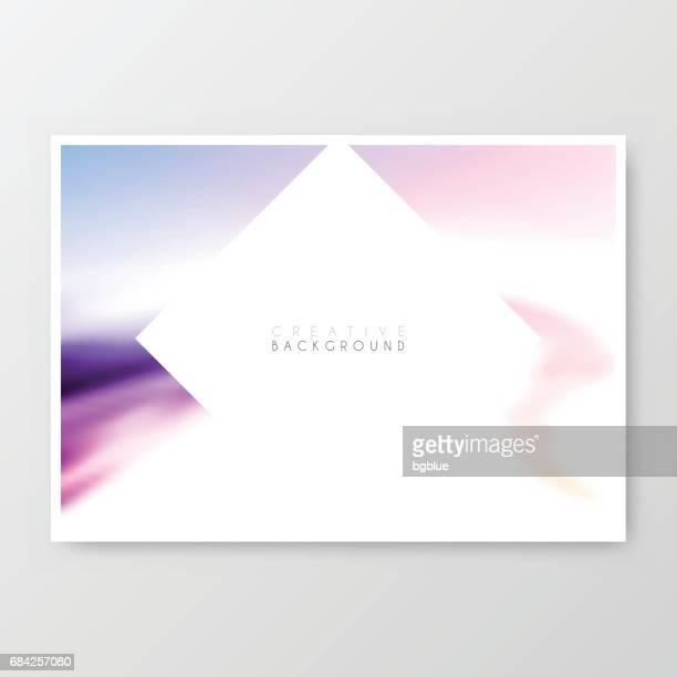 ilustraciones, imágenes clip art, dibujos animados e iconos de stock de diseño de plantilla de folleto, diseño de la cubierta, informe anual de la empresa, folleto, revista - púrpura