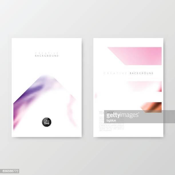 Blank Magazine Cover Vektorgrafiken und Illustrationen   Getty Images