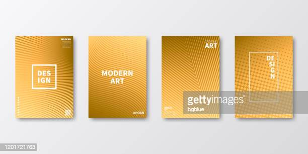 brochure template layout, orange cover design, business annual report, flyer, magazine - brown background stock illustrations