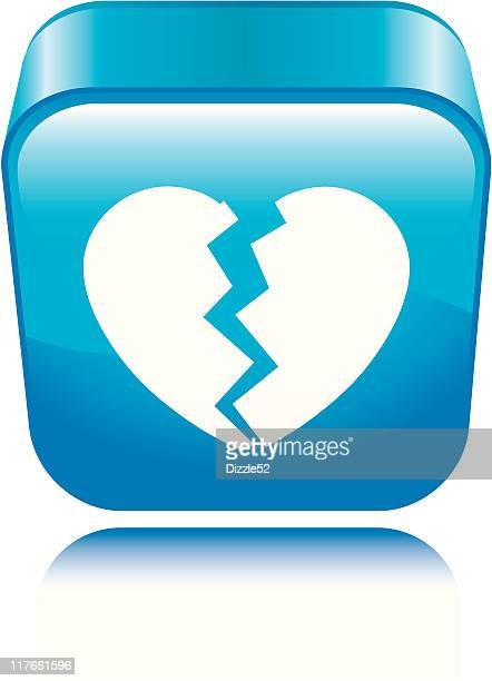 Broken Heart Symbol Stock Photos And Pictures Getty Images