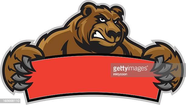 Brown Bear Sign