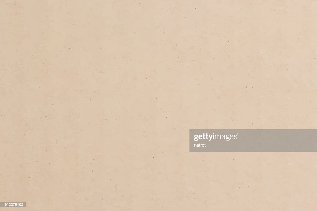 Brown paper texture background, vector