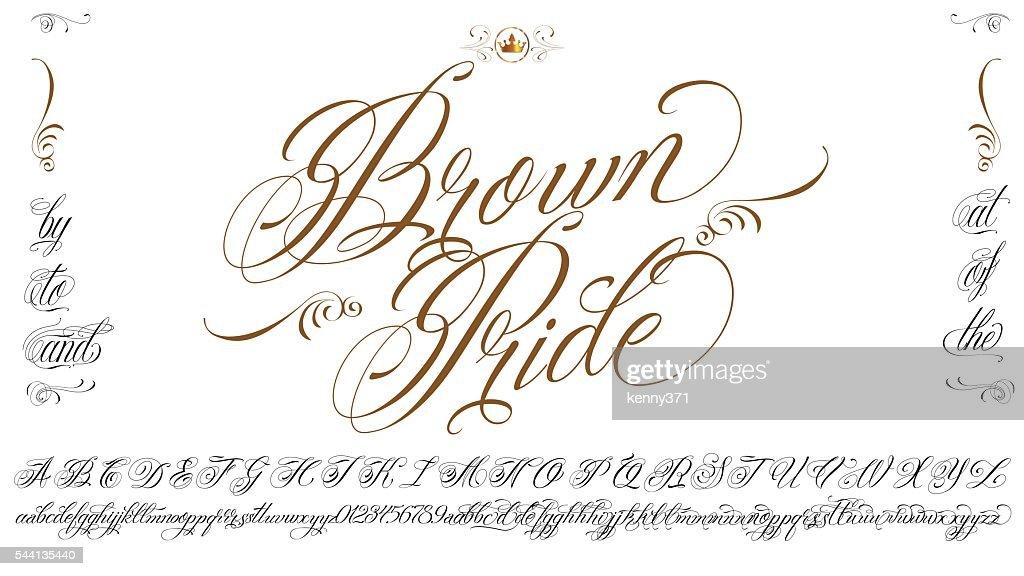 Brown Pride tattoo typescript