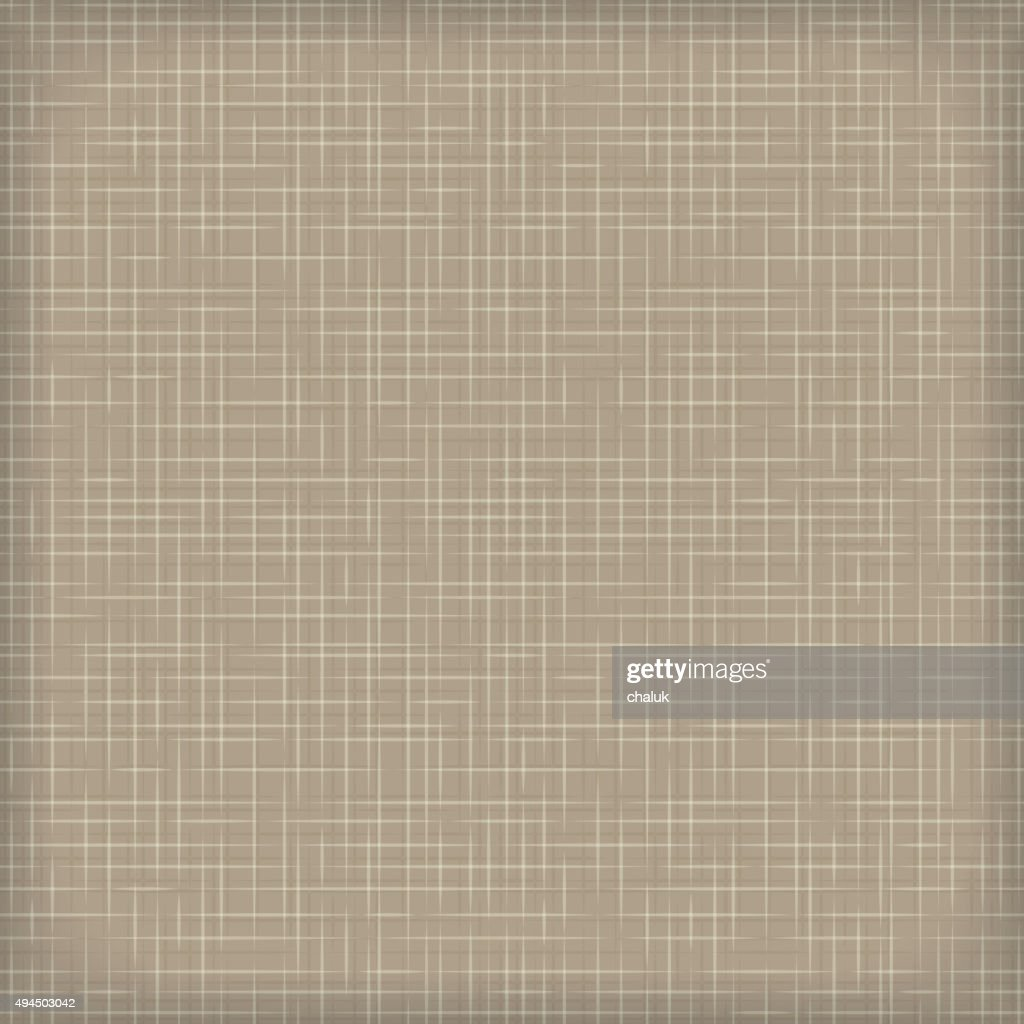Brown seamless linen texture