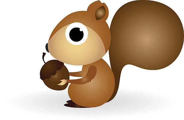 Cartoon Pic Of Squirrel: Free Animated Squirrel Images, Pictures, And Royalty-Free