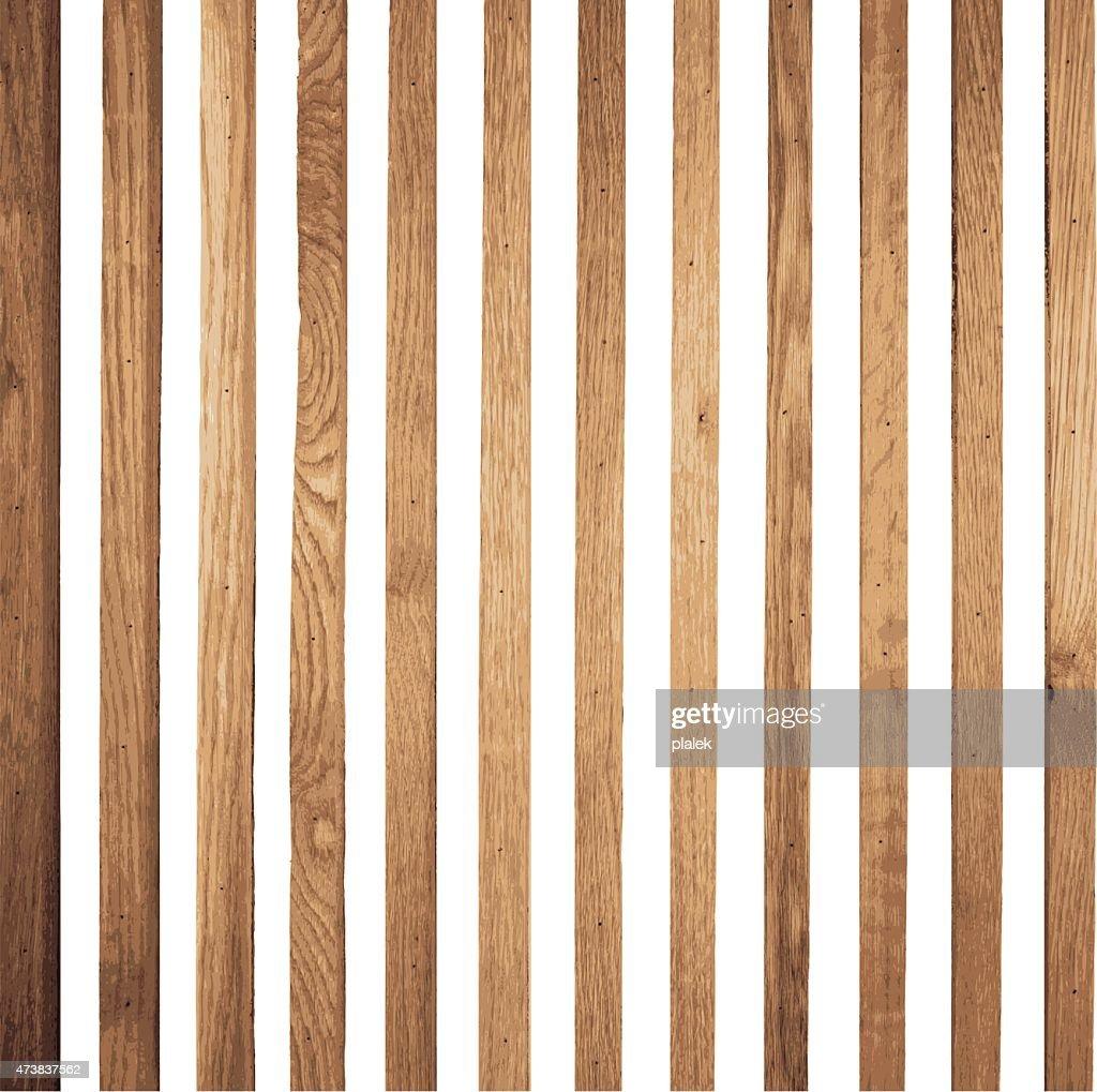 brown wood stripe background vector