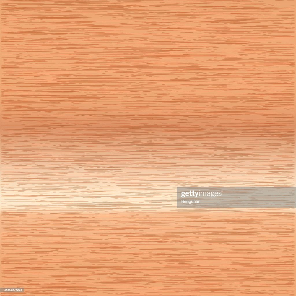 brushed copper surface