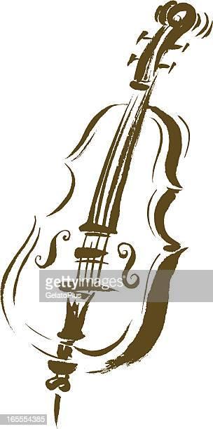 Cello Vector Art And Graphics