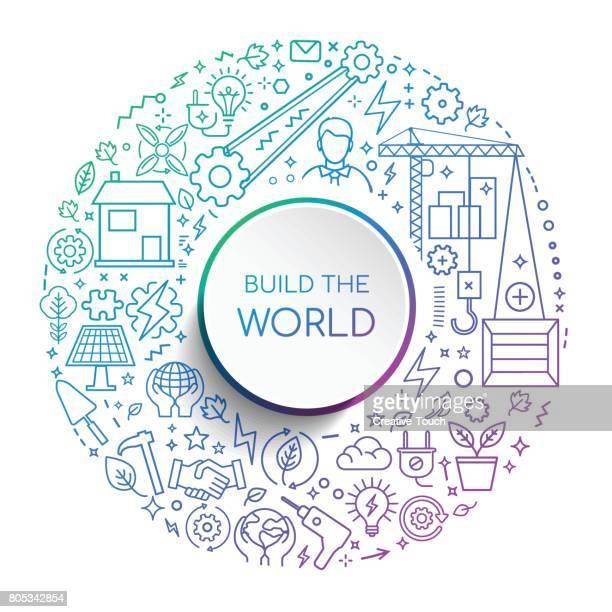 Construire le monde