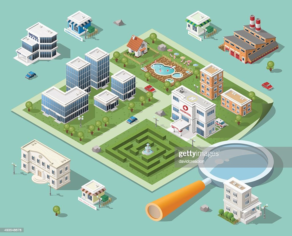 Build Your Own Isometric City.