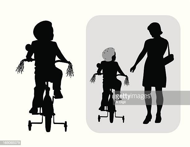 Building Confidence Vector Silhouette