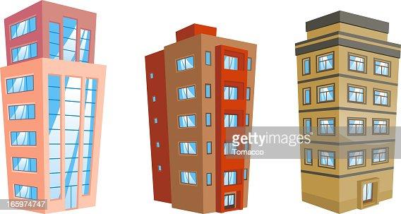 Building Edifice Structure Apartment Condominium Tower ...
