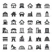 Building Icon - Big Series