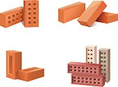 Building Materials Icons