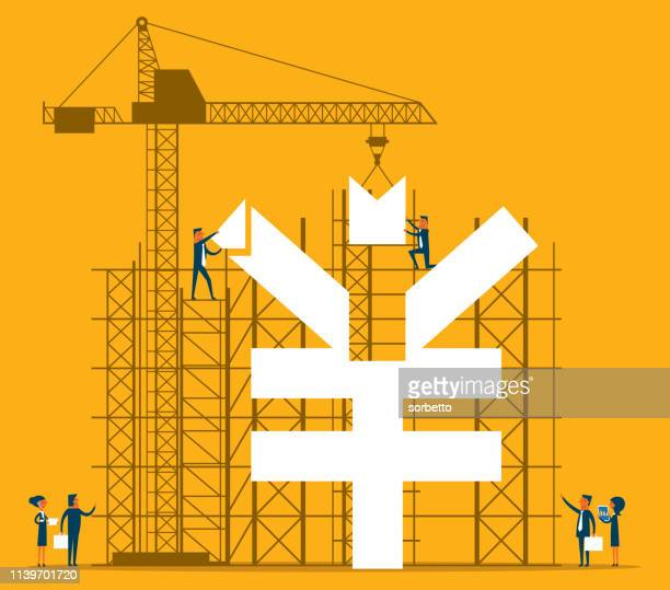 Building Money-yen symbool