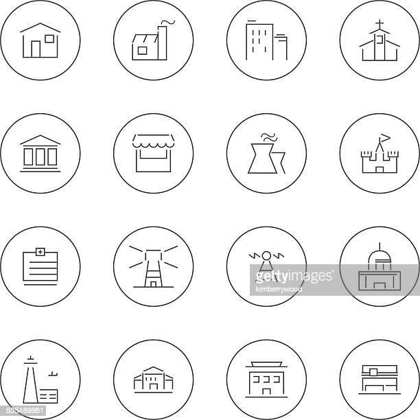 building - church stock illustrations, clip art, cartoons, & icons