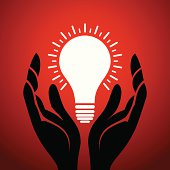 bulb hand