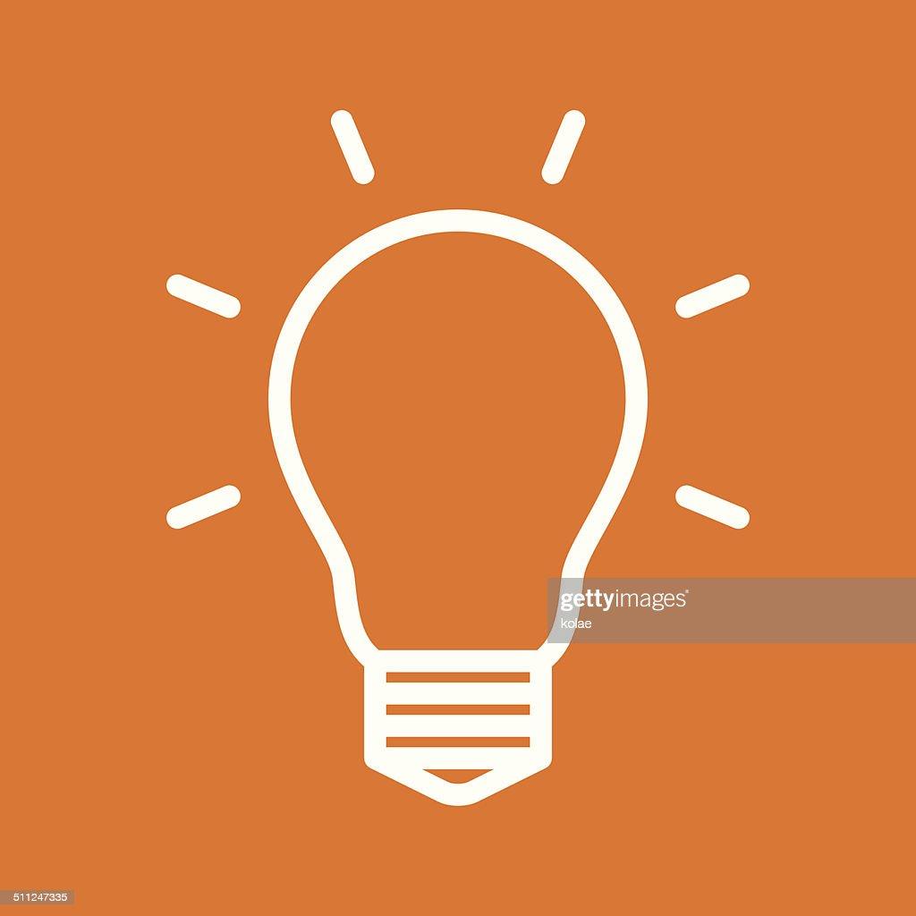 Bulb symbol