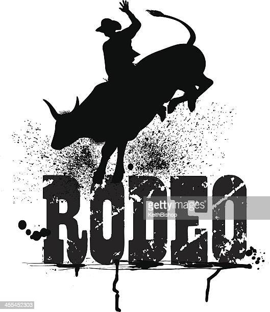 Bucking Bronco Stock Illustrations And Cartoons Getty Images