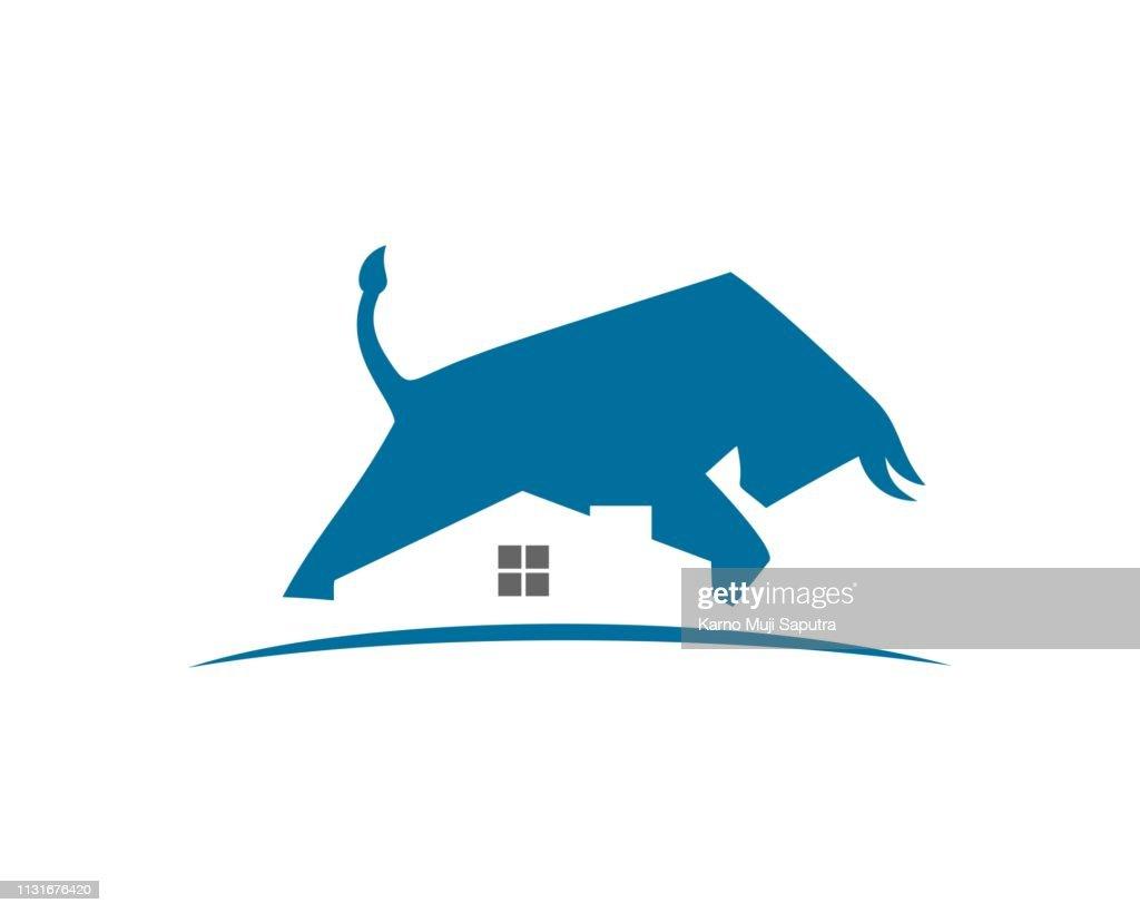 Bull Run property logo