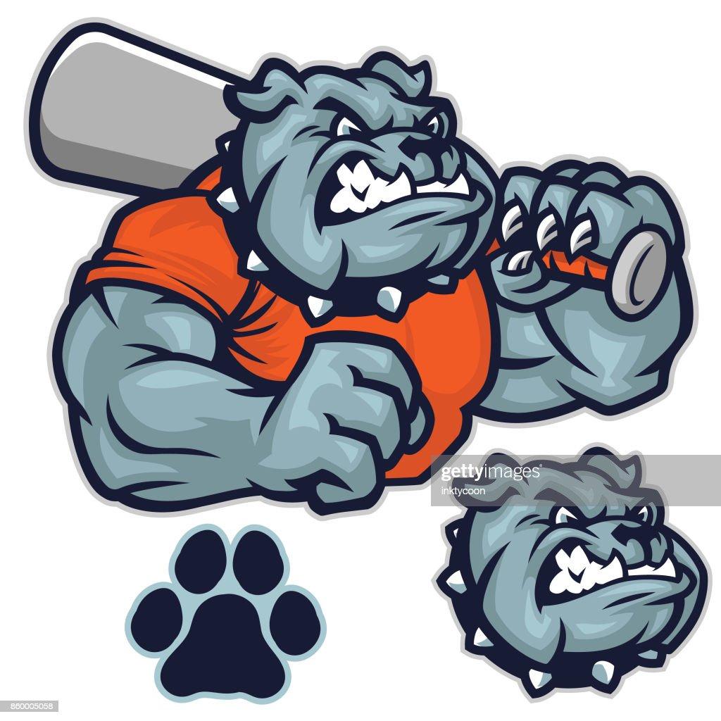 Bulldog baseball pack