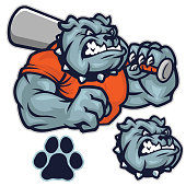 Bulldog baseball pack