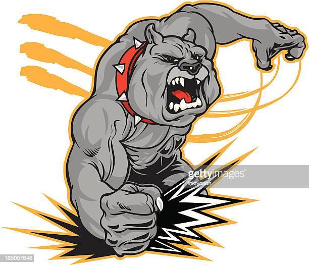 Bulldog-Smash