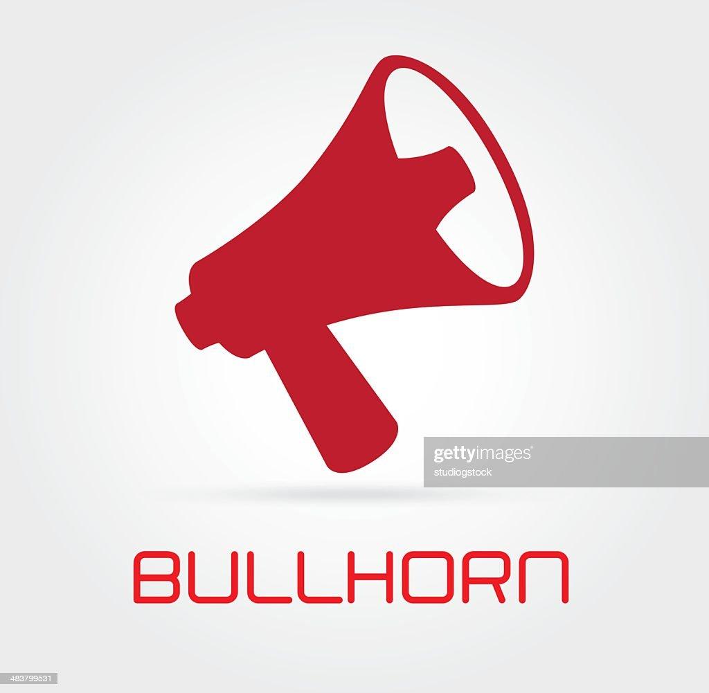 bullhorn design