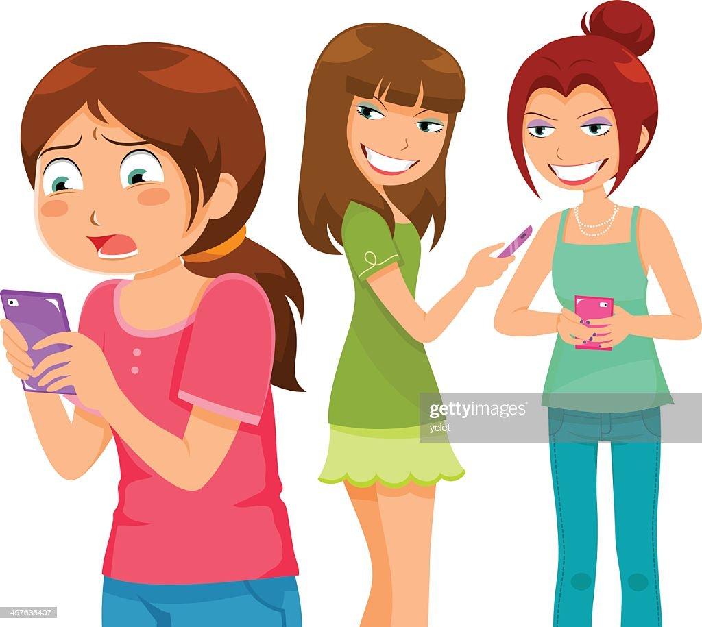 bullying through cell phones