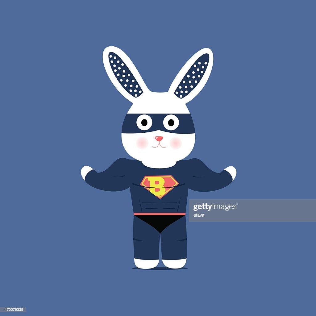Bunny Superman